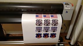 custom printed decals