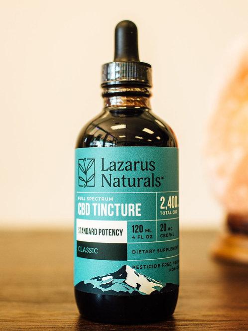 Lazarus Naturals CBD Oil 2400 mg