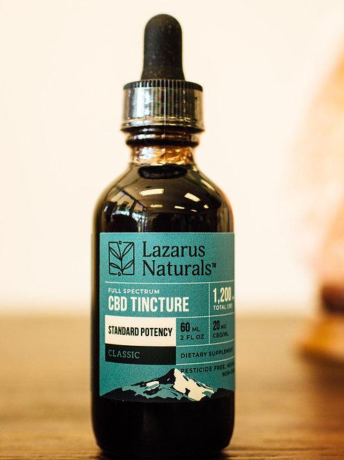 Lazarus Naturals CBD Oil 1200 mg