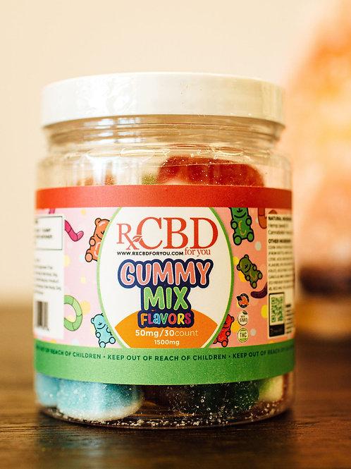 Assorted CBD Gummies