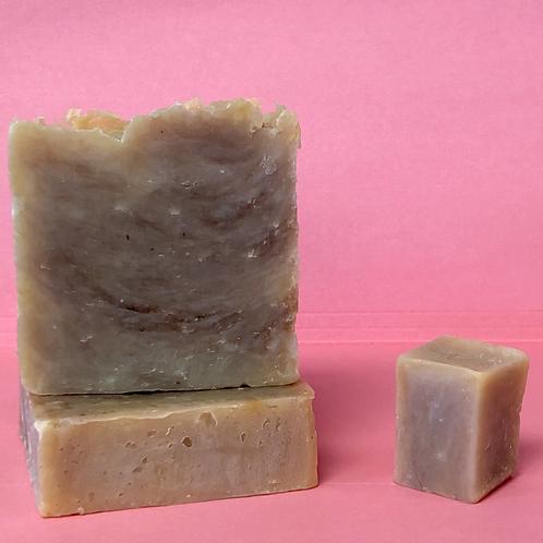 Cappuccino CBD Soap
