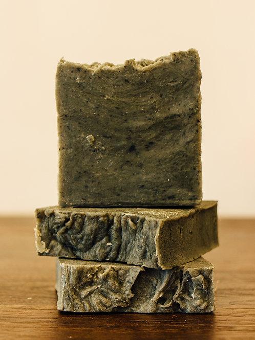 Charcoal CBD Soap