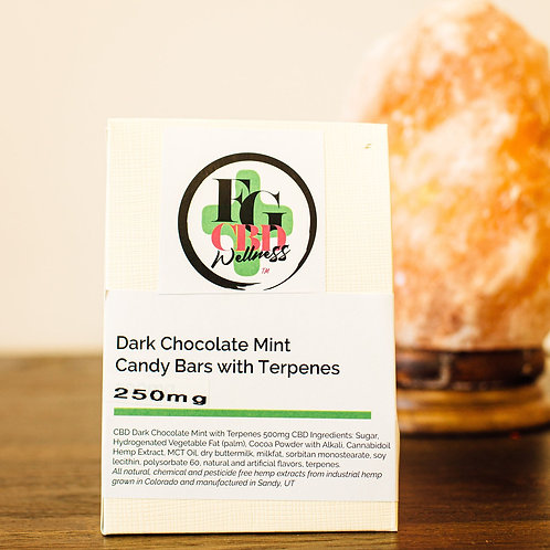 CBD chocolate-mint