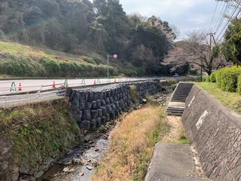 7月豪雨災害による光井川災害復旧について
