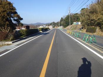 県道光日積線(68号線) 道路改良工事