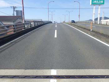 県道下松田布施線(妙見橋)橋梁補修工事