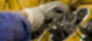 Serviço e Manutenção de Máquinas Pesadas