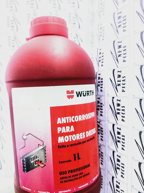 Anticorrosivo para motores diesel