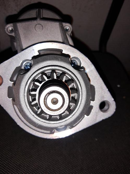 Motor de partida Retro case