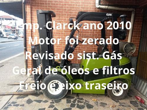 Empilhadeira clarck 2010