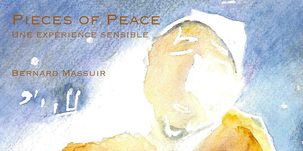Bernard Massuir, un nouvel opus : Pieces of Peace