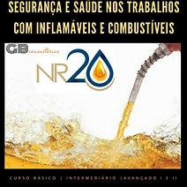 Treinamento NR 20 GB Consultorias