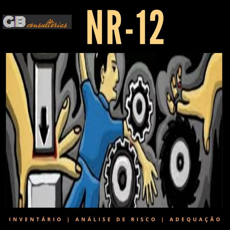 NR 12  - GB Consultorias