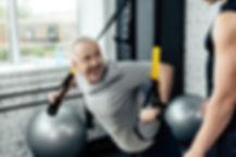 bigstock-Senior-Sportsman-Training-With-