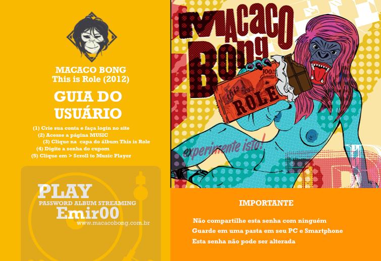 Macaco Bong - This is Rolê (Full Album) FREE