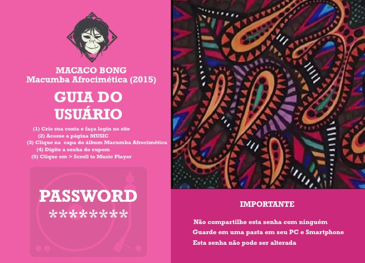 Macaco Bong - Macumba Afrocimética (Full Album)