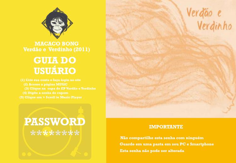 Macaco Bong - Verdão e Verdinho (Full EP)