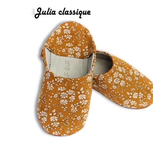 Babouches Julia Classique