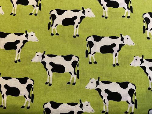 Tissu Vaches