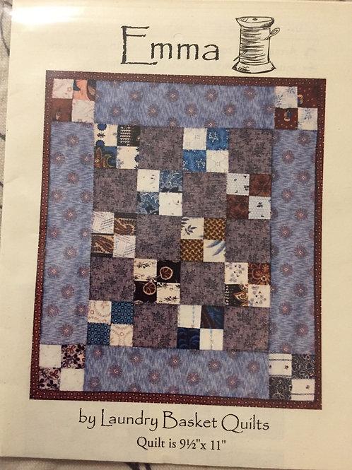 Modèle pour patchwork Emma