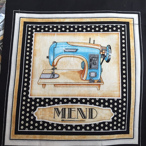 Etiquette Machine Mend