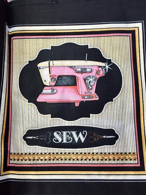 Etiquette Machine Sew