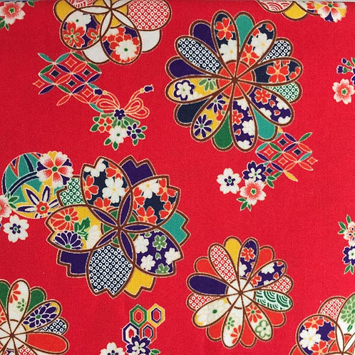 Tissu Coton Japonnais