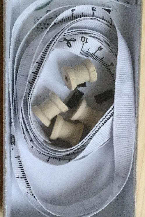 Kit de Lacets Metre couture et Bobines