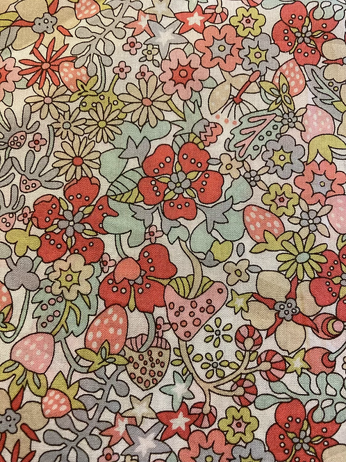 Tissu Liberty Flowers