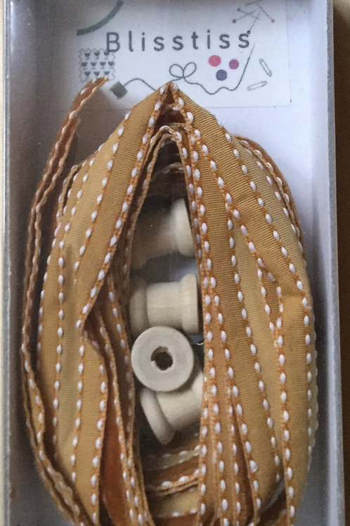 Kit de Lacets Ruban couture et Bobines