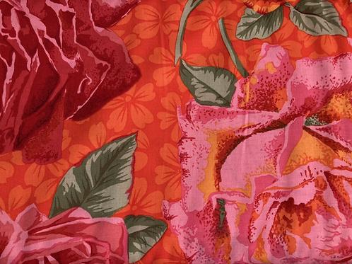 Tissu Les Roses