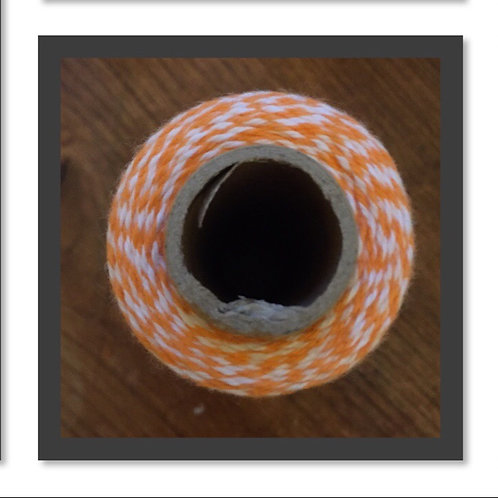 Bakers Twine Orange