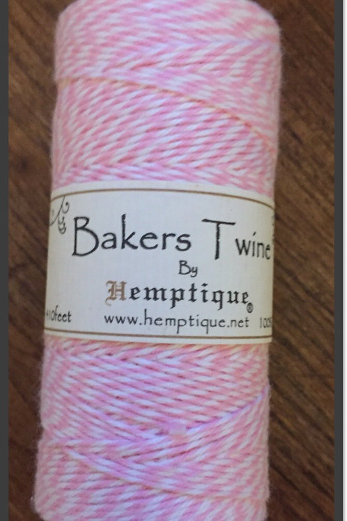 Bakers Twine Rose