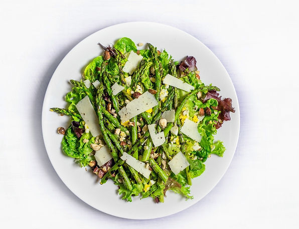 Green Vegetable Plate Healthy Meal Ellen Petrosino registered dietitian nutritionist Meal Plans