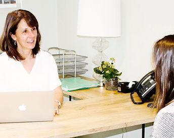 Office Nutrition Consultation Corporate Wellness Programs Ellen Petrosino registered dietitian nutritionist