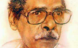 প্রবন্ধ- ফিরে এস চাকা : অনন্য,বৈচিত্র্যময় কবি বিনয় মজুমদার