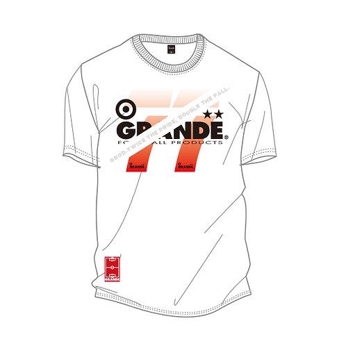 福重勝徳 GRANDE Players Produce T-Shirts