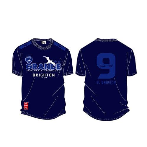 Brighton Cafe×GRANDE LIMITED T-Shirts