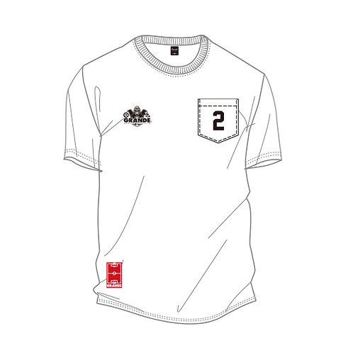 #2 高橋健 GRANDE Players Produce T-Shirts