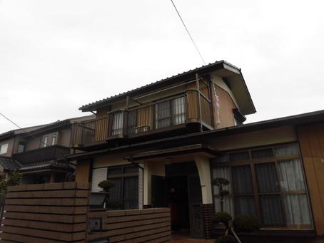 さいたま市K様邸 屋根・外壁塗装工事完了!!