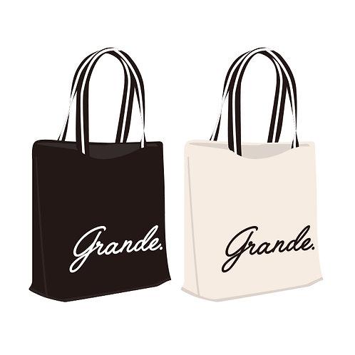 GRANDE be yourself Regular Campus Tote Bag