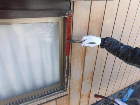 さいたま市K様邸 屋根・外壁塗装工事施工中③