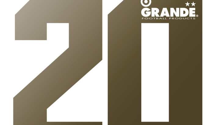 GRANDE FOOTBALL PRODUCTS 20周年「感謝」