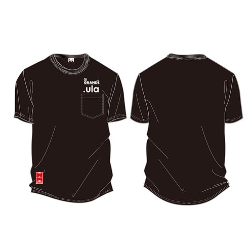 .ula/GRANDE 2020  LIMITED EDITION T-SHIRTS POCKET TYPE Design