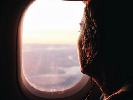 Tears on a Plane