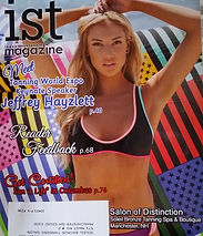IST articl on Soleil Bronze tanning spa & boutique