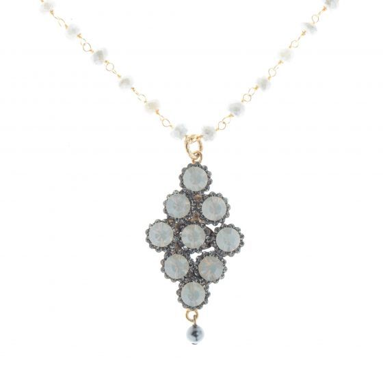 Catherine Popesco Diamond Shape Crystal