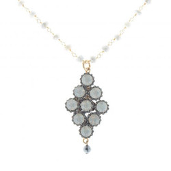 Catherine Popesco Diamond Shape Crystal