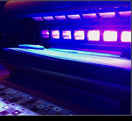 Ultrabronze Tanning Bed at Soleil Bronze tanning spa & boutique