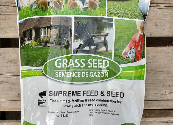 Speare Seeds Supreme Feed & Seed